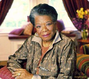 Source: Official Maya Angelou website