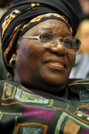 Soror Leah Tutu and husband Desmond To Combat Family Violence in South Africa