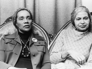 Sorors Coretta Scott King and Rosa Parks
