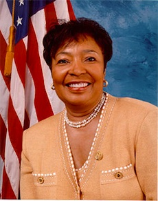 U.S. Congresswoman Eddie Bernice Johnson (D-TX)